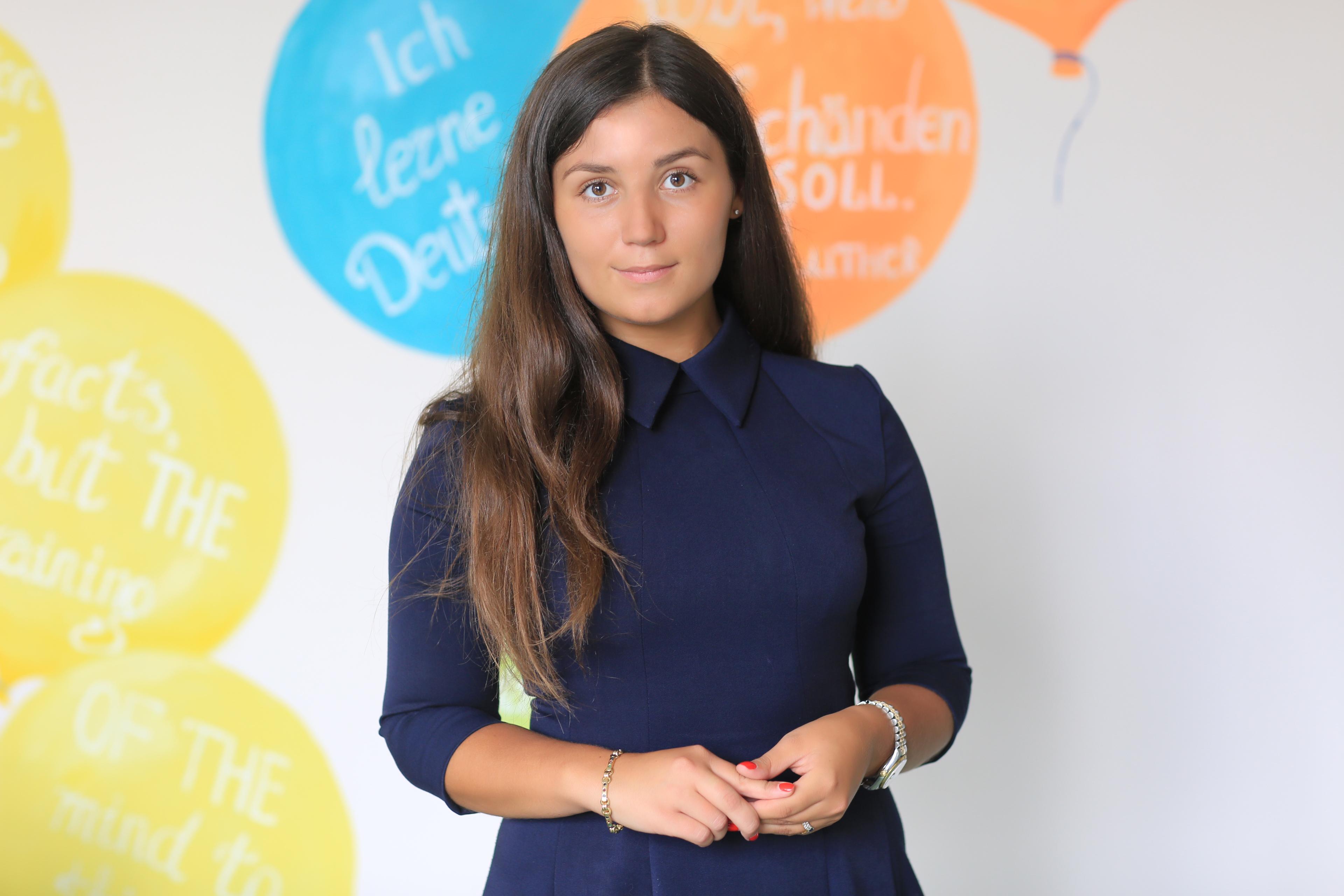 Попова Вікторія Сергіївна