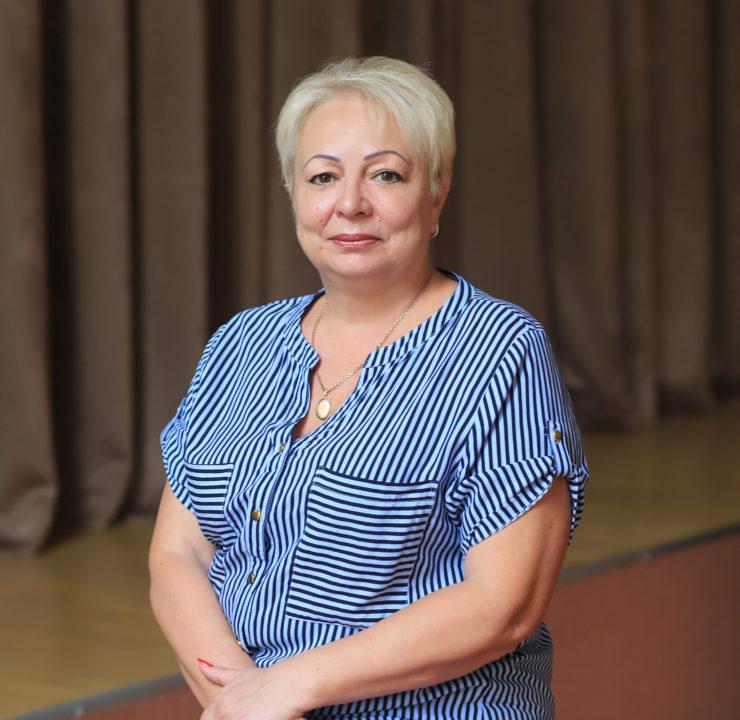 Яловенко Валентина Василівна