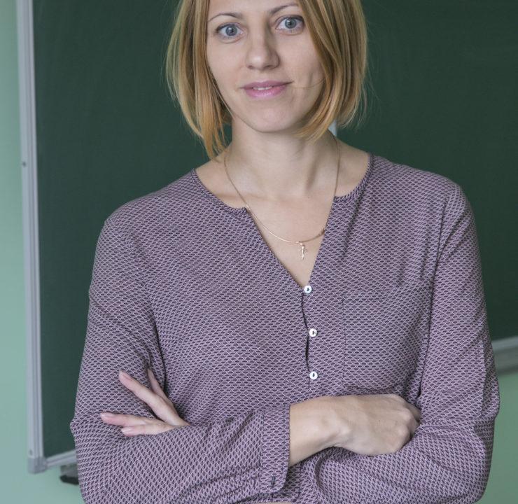 Гвоздєва Наталія Олександрівна