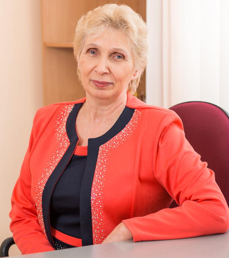 Люлька Зінаїда Володимирівна