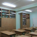 Оснащення кабінету біології від Шевченківського РУО