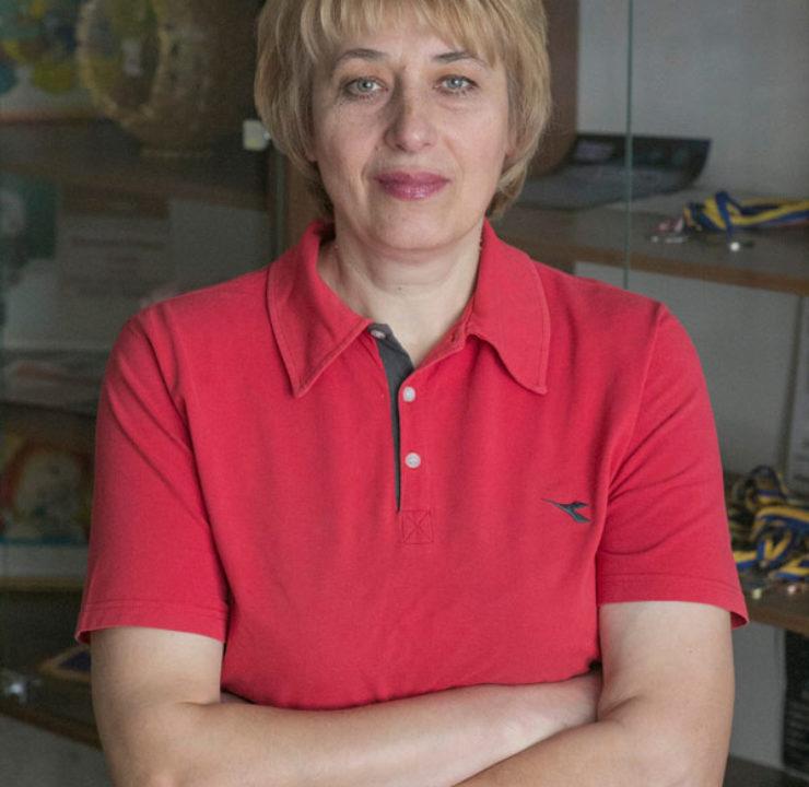 Шевченко Ірина Єгорівна