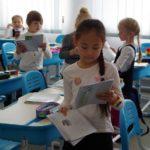 У Шевченківському районі м. Києва відкрився інтерактивний клас НУШ