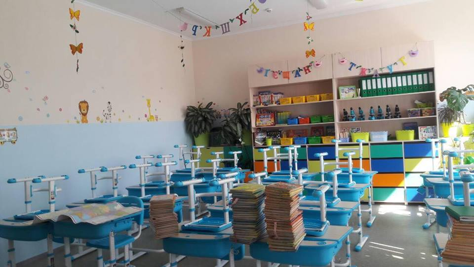 Готовність школи до навчального року 2018-2019