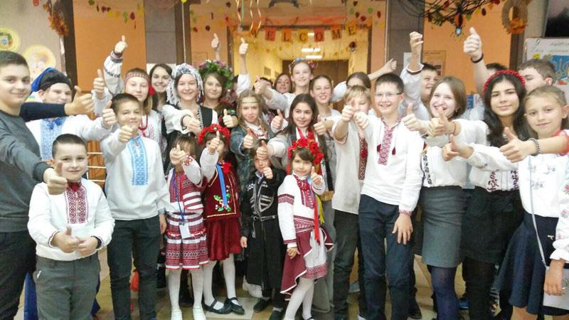 Відзначення Дня Української Мови та Писемності