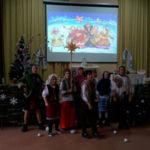 """Вистава-мюзикл """"Ніч перед Різдвом"""" за мотивами творів М.В. Гоголя"""