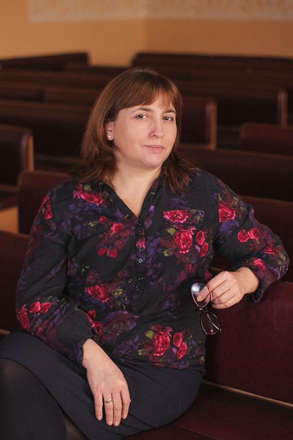 Трапезнікова Оксана Іванівна