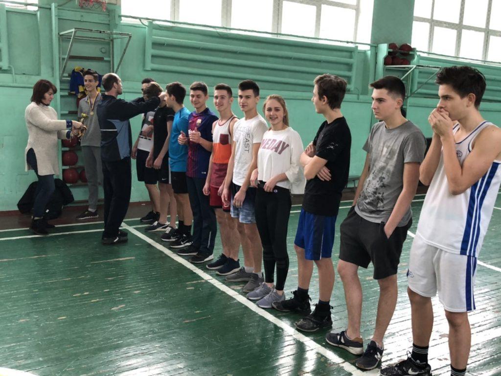 Результати змагань з волейболу на Першість Шевченківського району