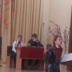Літературно-мистецький захід до 130 річниці з дня народження українського сміхотворця Остапа Вишні