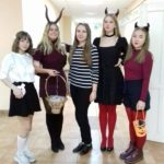"Урок-гра на тему: ""Halloween party"" (Лопата Ю.М,)"