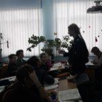 До Дня української писемності та мови у школі було проведено декілька цікавих заходів